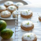Coconut Lime Shortbread www.thefoodiecorner.gr
