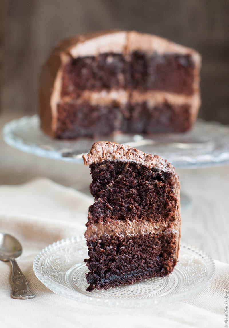 Chocolate Cake For Lent