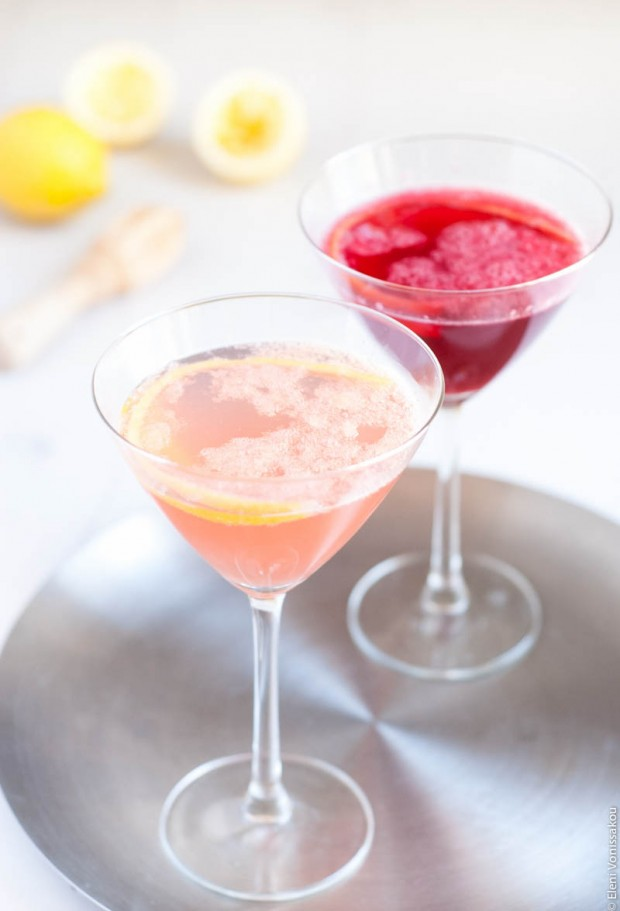 The foodie corner for Cocktail 911