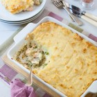 Fish Pie An All Time Favourite www.thefoodiecorner.gr