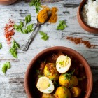Slow Cooker North Indian Egg Curry www.thefoodiecorner.gr