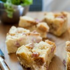 Slow Cooker Monte Christo Bread Pudding www.thefoodiecorner.gr