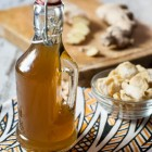 Ginger Syrup, Homemade Ginger Ale and Crystallised Ginger www.thefoodiecorner.gr