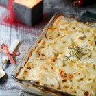 Potatoes Dauphinoise (Scalloped Potatoes) www.thefoodiecorner.gr