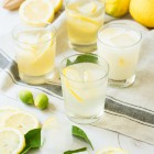 3 + 1 Ways for Homemade Lemonade (including one in the Slow Cooker!) www.thefoodiecorner.gr