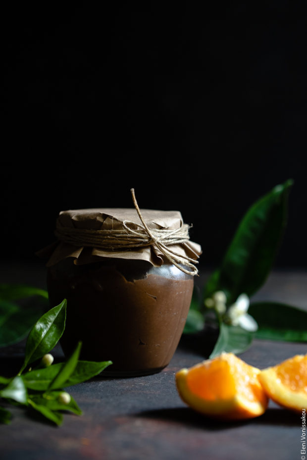 Chocolate Orange Curd – The Easy Way